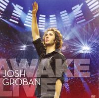 Josh Groban - Awake Live (CD/DVD) - Cover