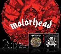 Motorhead - 1916/March or Die (CD) - Cover