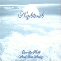 Nightwish - Over The Hills And Far Away (CD) - Cover