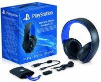 Sony PlayStation Wireless Stereo Headset 2.0 (PS4/PS3/PS VITA) - Cover