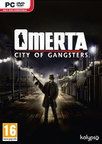 Omerta: City of Gangsters (PC) - Cover