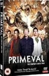 Primeval - Series 2 (DVD) Cover
