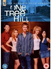 One Tree Hill - Season 3 (DVD) - Cover