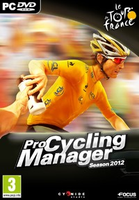 Pro Cycling Manager 2012 (PC) - Cover