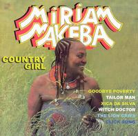 Miriam Makeba - Country Girl (CD) - Cover