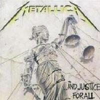 Metallica - And Justice For All (CD) - Cover