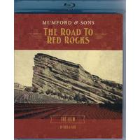 Mumford & Sons - Road to Red Rocks (Region A Blu-ray)