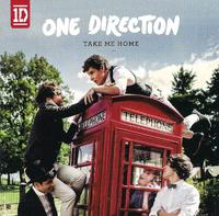 One Direction - Take Me Home (CD) - Cover