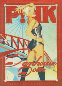 Pink - Funhouse Tour: Live In Australia (Region 1 DVD) - Cover