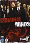 Criminal Minds - Season 7 (DVD) Cover