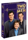 Two And A Half Men - Season 4 (DVD) Cover