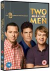 Two And A Half Men - Season 8 (DVD) Cover