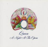 Queen - A Night At The Opera (CD) - Cover