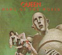 Queen - News Of The World (CD) - Cover