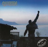 Queen - Made In Heaven (CD) - Cover
