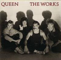 Queen - The Works (CD) - Cover