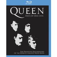 Queen - Days of Our Lives (Region A Blu-ray)