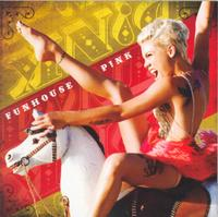 Pink - Funhouse (CD) - Cover