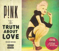 Pink - The Truth About Love (CD) - Cover