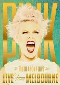 Pink - The Truth About Love Tour: Live From Melbourne (DVD) - Cover