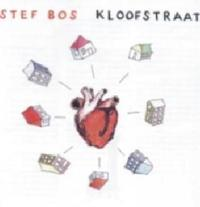 Stef Bos - Kloofstraat (CD) - Cover