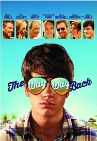 The Way, Way Back  (DVD) - Cover