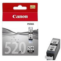 Canon PGI-520 - Black Single Ink Cartridges - Standard