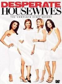 Desperate Housewives - Season 1 (DVD) - Cover