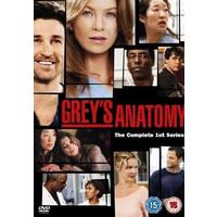 Grey's Anatomy - Season 1 (DVD)