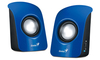 Genius S115 Speakers - Blue