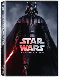Star Wars: The Complete Saga (Blu-ray) - Cover