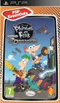 Phineas and Ferb: Across the Second Dimension (PSP)