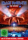 Iron Maiden - En Vivo Live 2011 (DVD)