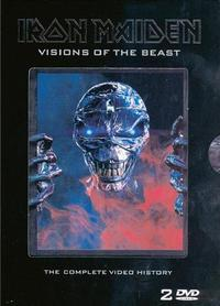 Iron Maiden - Vision of the Beast (DVD) - Cover