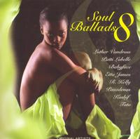 Various Artists - Soul Ballads 8 (CD) - Cover
