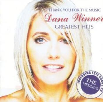 Dana winner thank you for the music cd music online raru dana winner thank you for the music cd altavistaventures Image collections