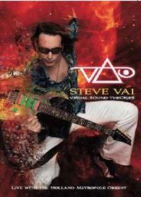 Steve Vai - Visual Sound Theories (DVD) - Cover