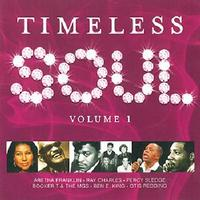 Various Artists - Timeless Soul Vol.1 (CD) - Cover