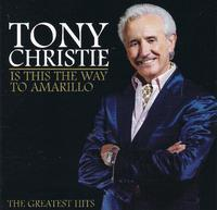 Tony Christie - Is This The Way To Amarillo - Greatest Hits (CD) - Cover