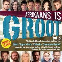 Various Artists - Afrikaans Is Groot Vol 5 (CD) - Cover