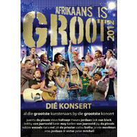 Various Artists - Afrikaans Is Groot 2012 Live (DVD)