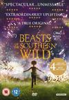 Beasts of the Southern Wild (DVD) Cover