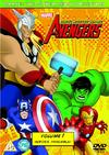 Avengers - Volume 1: Heroes Assemble (DVD) Cover