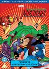 Avengers - Vol 5: Holding Back The Storm (DVD) Cover