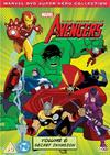 Avengers - Vol 6: Secret Invasion (DVD) Cover