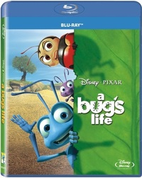 A Bug's Life (Blu-ray) - Cover