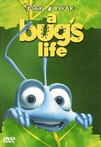 A Bug's Life (DVD) - Cover