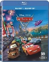 Cars 2   (3D Blu-ray) Cover