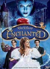Enchanted (Blu-ray) - Cover