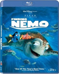 Finding Nemo (Blu-ray) - Cover